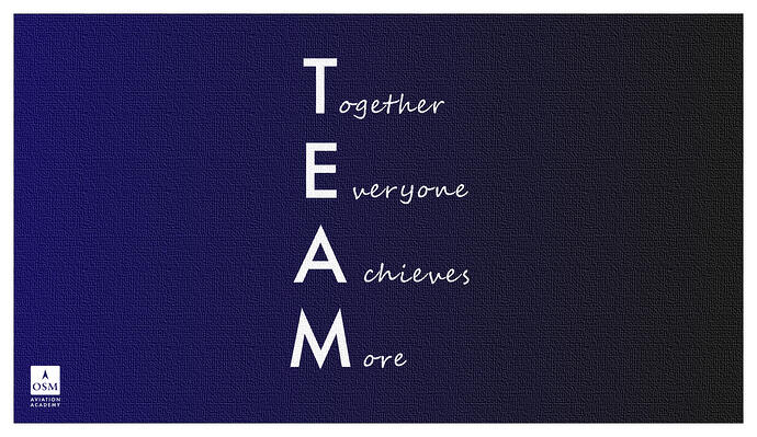 Team stands for together evereyone achieves more